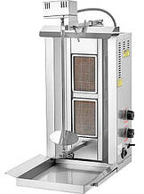 Апарат для шаурми газовий з мотором Remta D04MZ (D14 LPG)