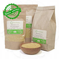 Рижія борошно 20кг сертифіковане без ГМО виготовляється методом подрібнення макухи