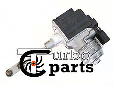 Актуатор / клапан 04E145725S турбіни AUDI 1.4 TFSI від 2012 р. в. - 04E145704C, 04E145704D