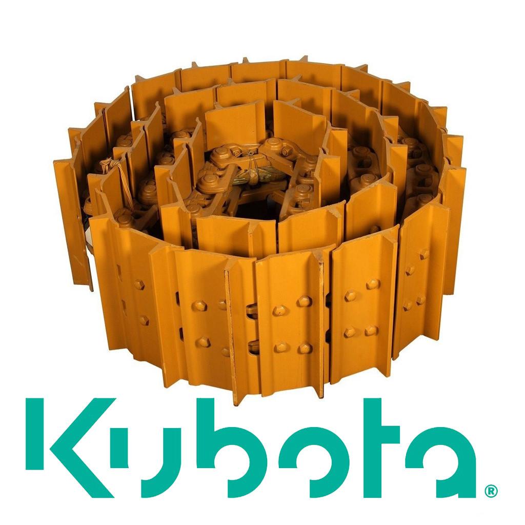 Гусеницы для спецтехники Kubota