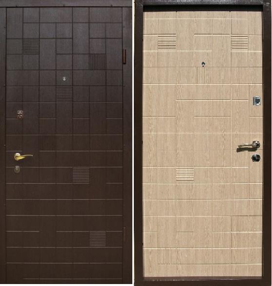 """Двери входные """"Стильные двери"""" серия Оптима Плюс Kale Х 213"""