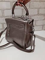 Шикарная сумочка рюкзак 2в1 качество