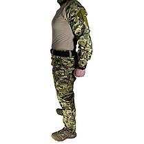 Костюм тактический Lesko A751 Camouflage XXL (38 р) камуфляжный комплект для мужчин с длинным рукавом милитари, фото 3