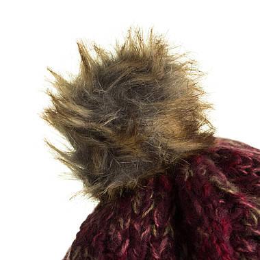 Шапка Regatta Frosty Hat II Burgundy, фото 3