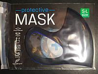 Маски защитные для лица многоразовые маски