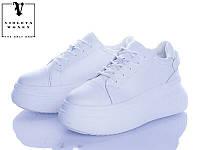 Женские кроссовки , женская обувь  Violeta Wonex White