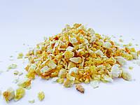 Сублимированный апельсин фрукты кусочками 2-7 мм 100 грамм