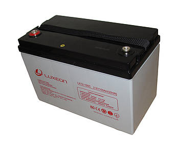 Карбоновый аккумулятор LX12-100С  100АЧ
