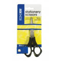 Ножницы 12,5 см Economix, пласт. ручки