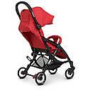 Детская прогулочная коляска  El Camino WISH ME 1058 Red, фото 8