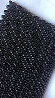 Ковер резиновый 1500х185 мм Крокус нью черный