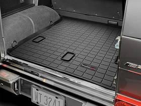 Ковер резиновый WeatherTech MB G-class  (W463/W464) 2013-2018 в багажник черный