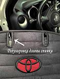 Накидки на авто сидения из алькантары универсальные, фото 7