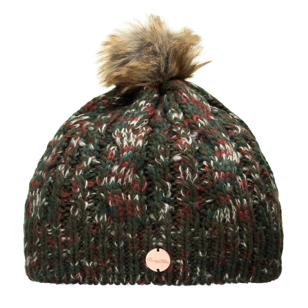 Шапка Regatta Frosty Hat II Khaki