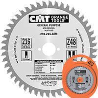 Дисковые пилы CMT для электроинструмента