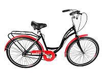 Городской дорожный велосипед  VEOLA 26