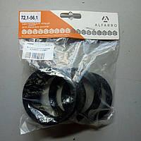 К-кт центровочных колец ALFARRO 72.1-56.1, фото 1