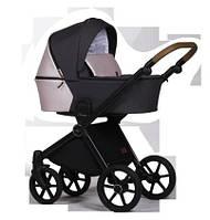 Универсальная детская коляска 2 в 1 Baby Merc Mango M/201 Серый