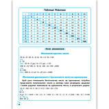 Схеми і таблиці Математика в початковій школі Авт: Листопад Н. Вид: Весна, фото 5