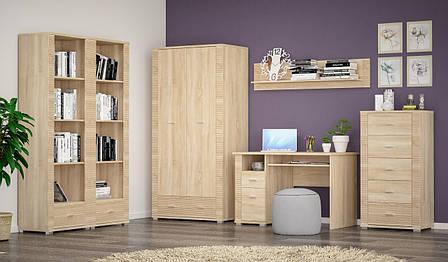 Комод в спальню,гостиную из ДСП 5Ш Гресс Мебель Сервис , фото 2