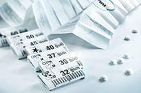 Бумага для печати медицинских и косметических листовок-вкладышей ОР Polar Bright