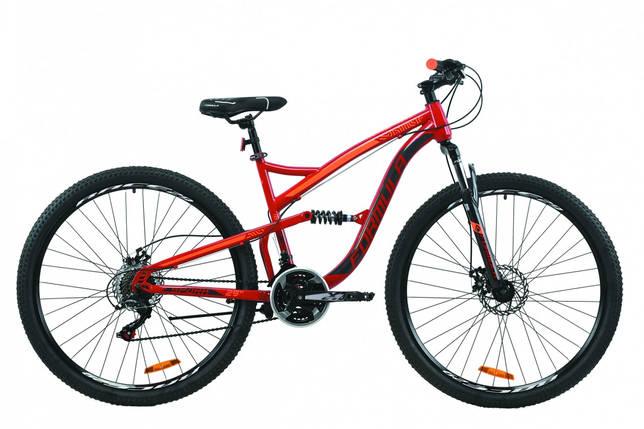 """Горный велосипед 29"""" Formula SPARK AM2 DD 2020 St, фото 2"""