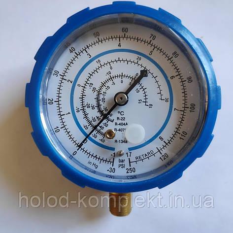 Манометр низкого давления, фото 2