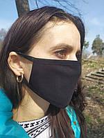 Маска защитно-косметическая двухслойная Украинского производства