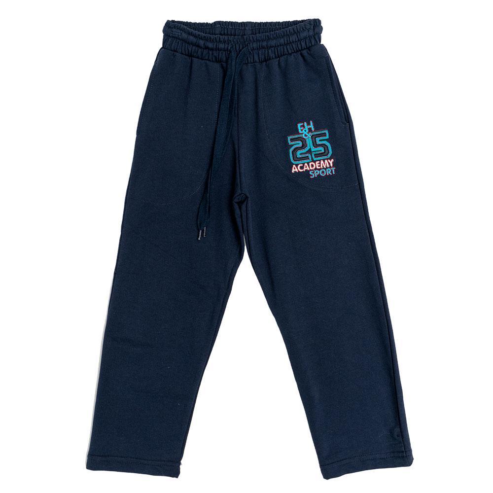Брюки спортивные для мальчиков Breeze 116  синий 3525