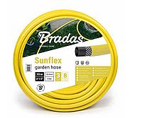 """Шланг садовый поливочный Bradas  SUNFLEX 5/8"""" - 30 м."""