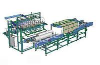 Автомат для упаковки рулонов в термоусадочную пленку