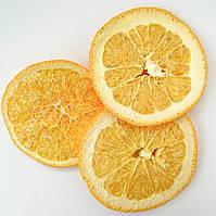 Апельсин слайсами 50г сублимированный натуральный от украинского производителя, фото 1