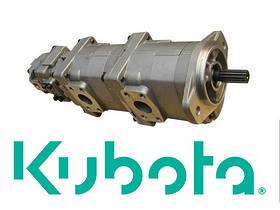 Насос гидравлический для спецтехники Kubota