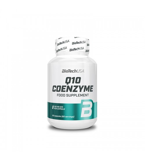 Антиоксидант Q10 Coenzyme BioTech 60 caps