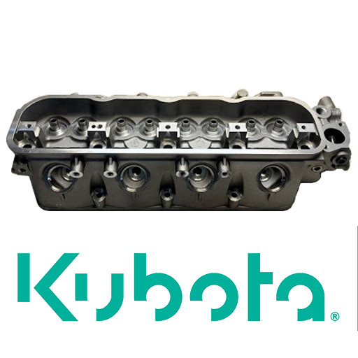 Головка блока для спецтехники Kubota