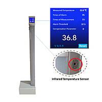 Стаціонарна система вимірювання температури тіла Uniview USS-SC07-T-NB