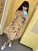 Сукня Жін. L(р) персик 1043 Туреччина Весна-C