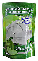 Жидкое средство для мытья посуды Эфф Яблоко - 500 мл.