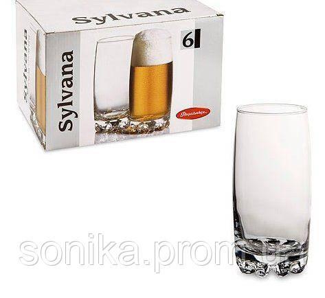 Набір склянок Sylvana 375мл 42812