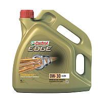 Моторне масло Castrol EDGE TITANIUM 0W-30 4л.