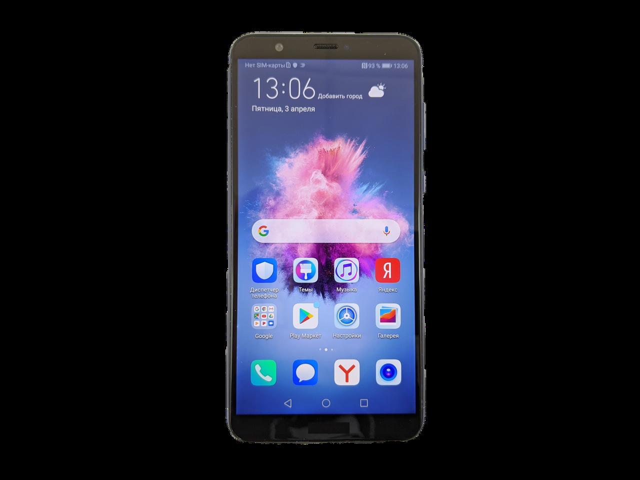 Huawei P Smart 2018 3/32GB Aurora Blue Grade C Б/У