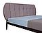 Ліжко двоспальне металева Бьянка 01 TM Melbi, фото 5