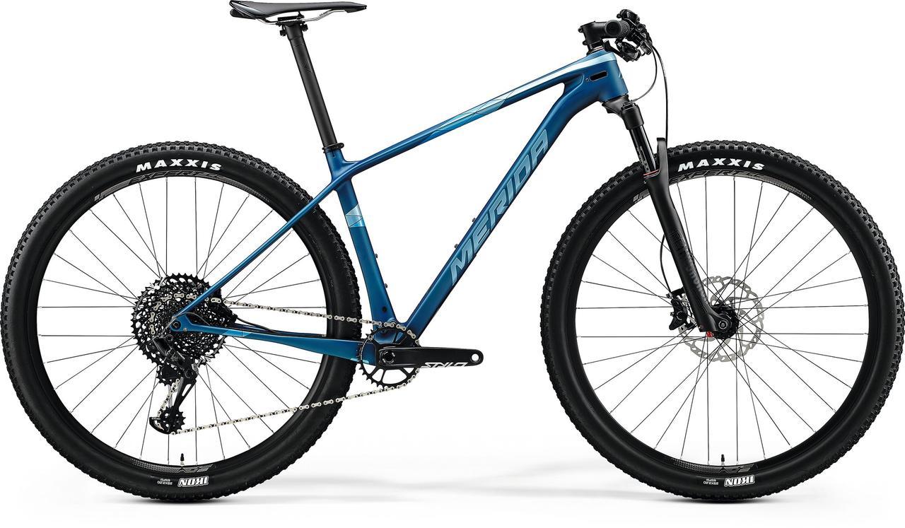 Велосипед гірський MERIDA BIG.NINE 6000