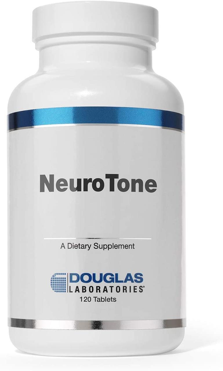 Нейротон, NeuroTone, Douglas Laboratories, 120 Таблеток