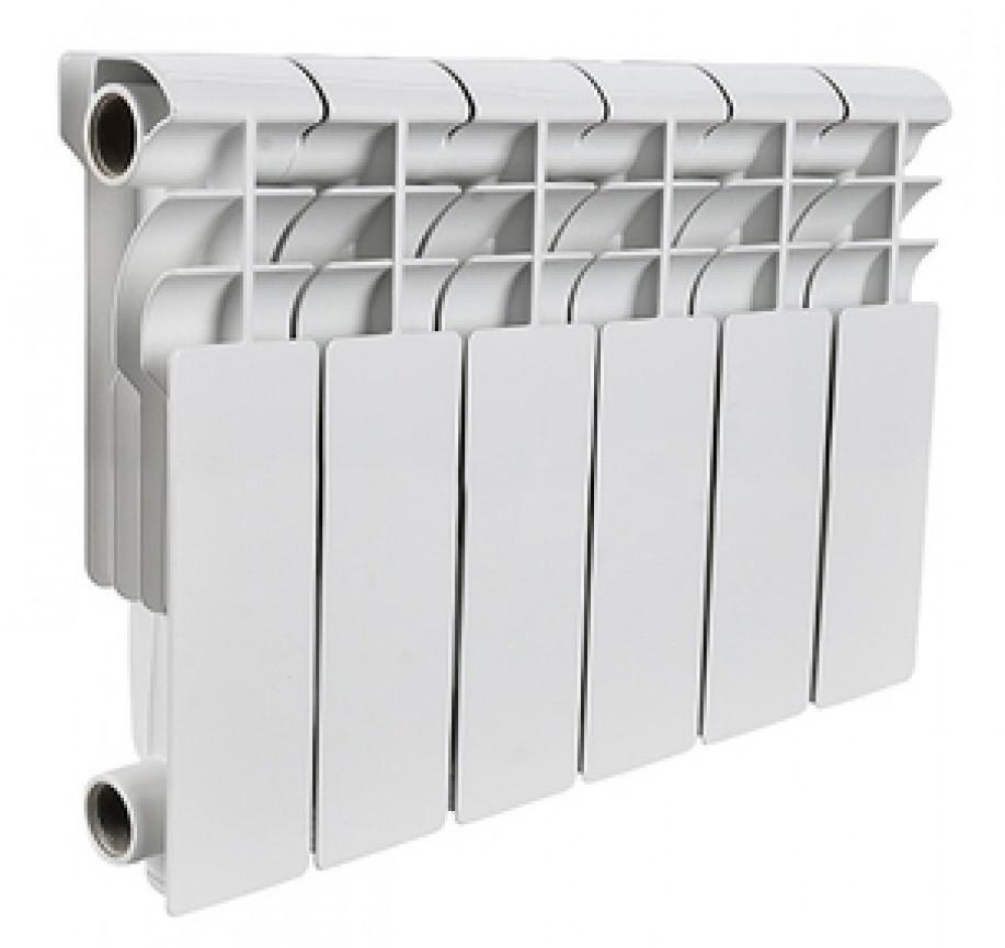 Алюмінієвий радіатор Alltermo 350/85