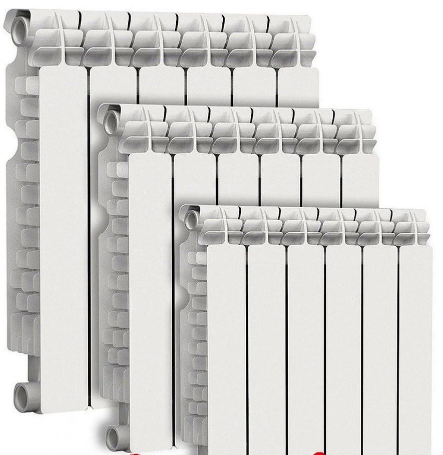 Алюмінієвий радіатор Fondital Aleternum 500/100 B4