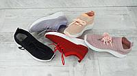 Кроссовки сетка, летние кроссовки, кроссовки-носки 5 цветов