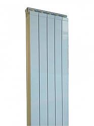 Радиатор алюминиевый GLOBAL OSKAR Tondo 1400