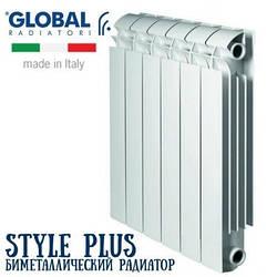 Радиатор отопления Global Radiatori Style Plus 500/100