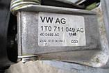 Кулиса КПП с тросами для Volkswagen Caddy 3 1.9 2.0 1T0711049AC номер троса 1T0711265E 1T0711266E, фото 3